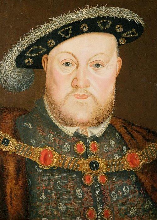 British Royalty Paintings Greeting Cards