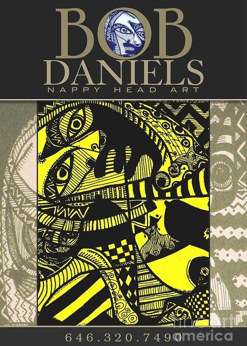 Robert Daniels Digital Art Greeting Cards
