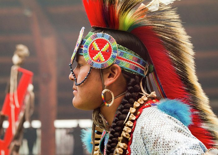 Powwow Greeting Cards