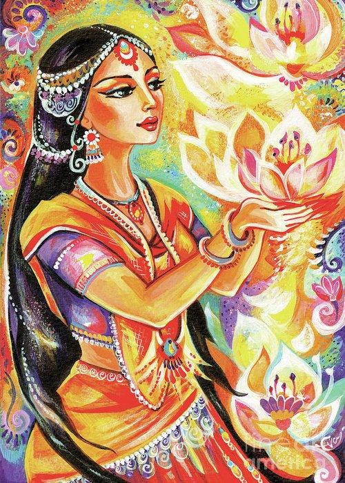 Goddess Of Love Greeting Cards