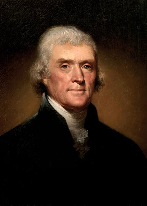 Jefferson Greeting Cards