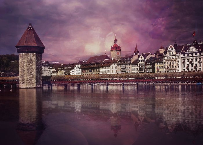 Luzern Greeting Cards