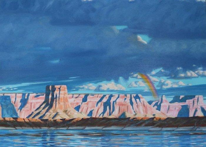 Designs Similar to Rainbow Over Lake Powell