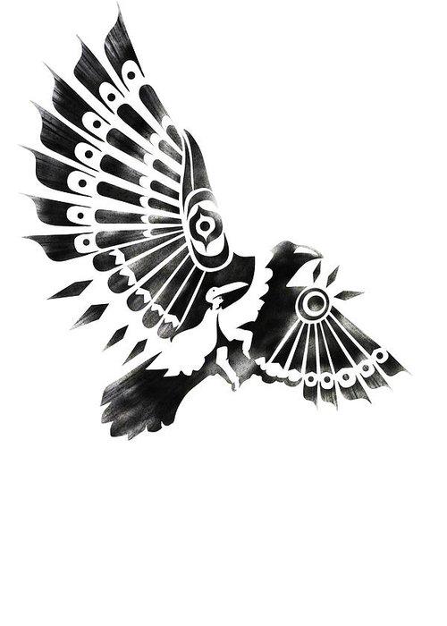 Spirit Bird Greeting Cards