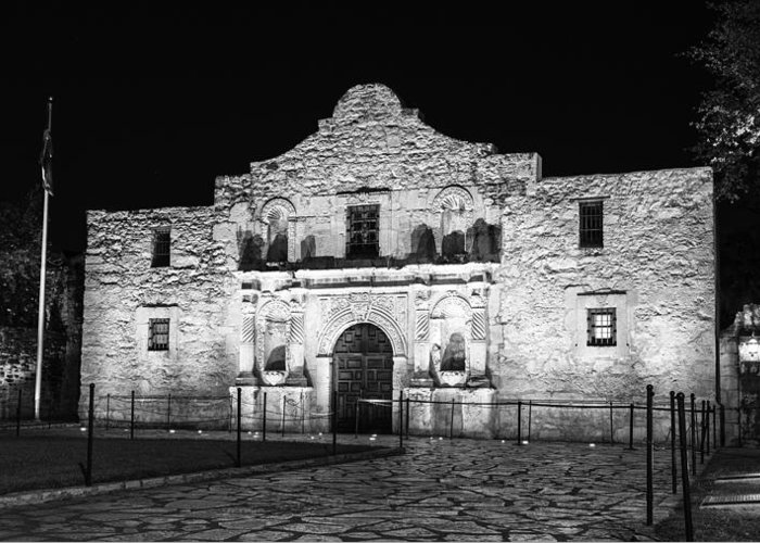 The Alamo Greeting Cards