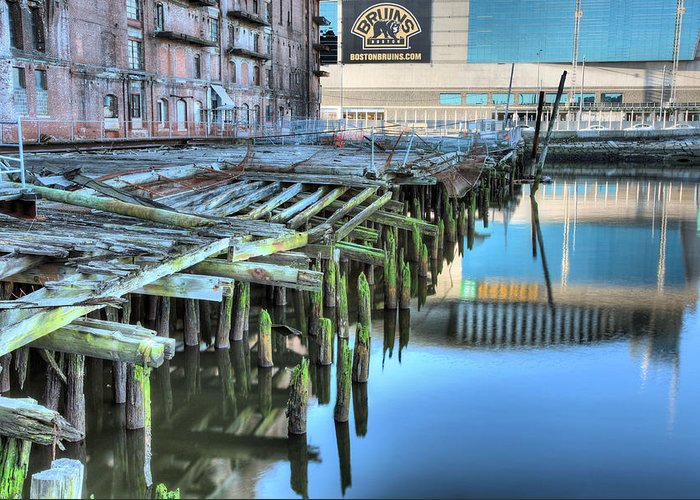 Revitalization Greeting Card featuring the photograph Revitalization by JC Findley