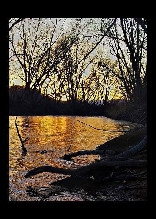 Rivers Greeting Card featuring the photograph Rio De Paz by Jess' Shots