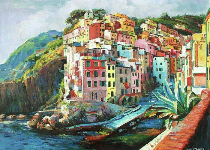 Italian Landscape Greeting Cards