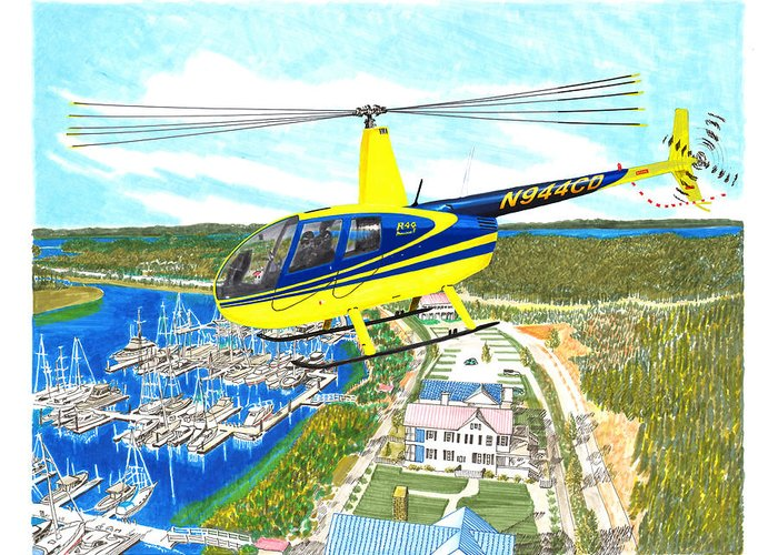 Faa Featured Drawings Greeting Cards