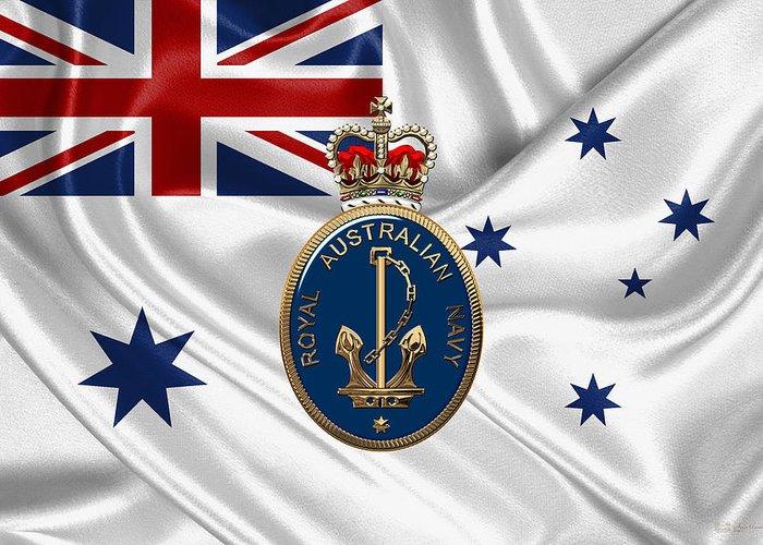 Royal Australian Navy Greeting Cards