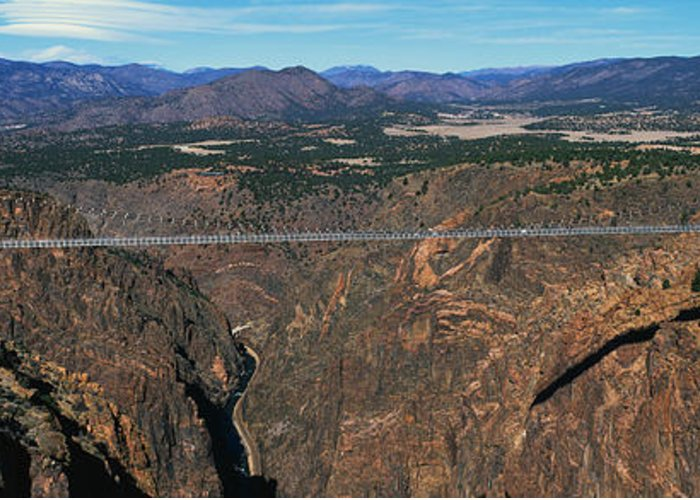 Royal Gorge Greeting Cards