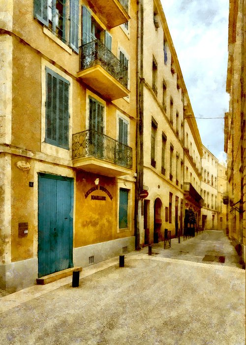 Languedoc Digital Art Greeting Cards