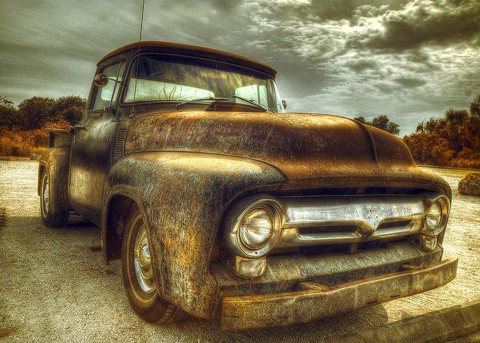 Vintage Truck Stationery