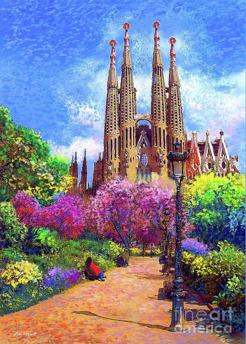 Impressionist Style Greeting Cards
