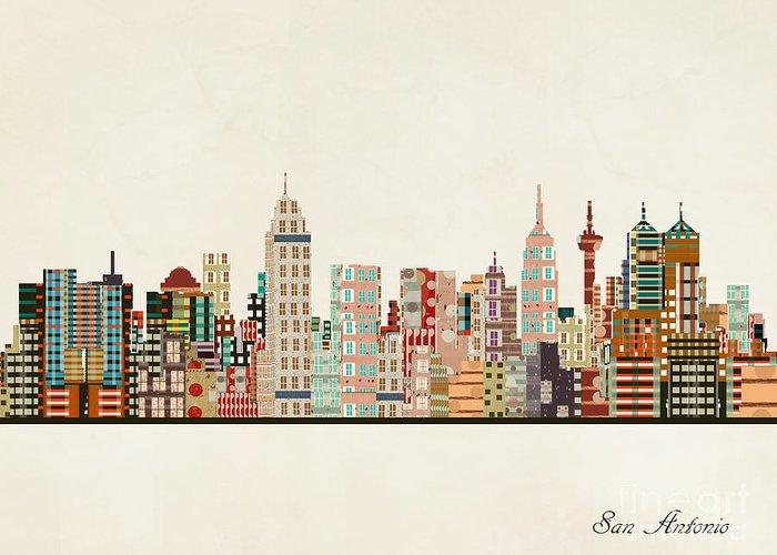 Designs Similar to San Antonio Skyline
