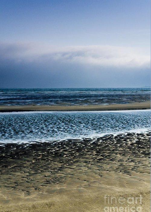 Beach Greeting Card featuring the photograph San Josef Bay 4 by Emilio Lovisa