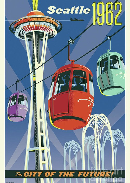 Emerald City Greeting Cards
