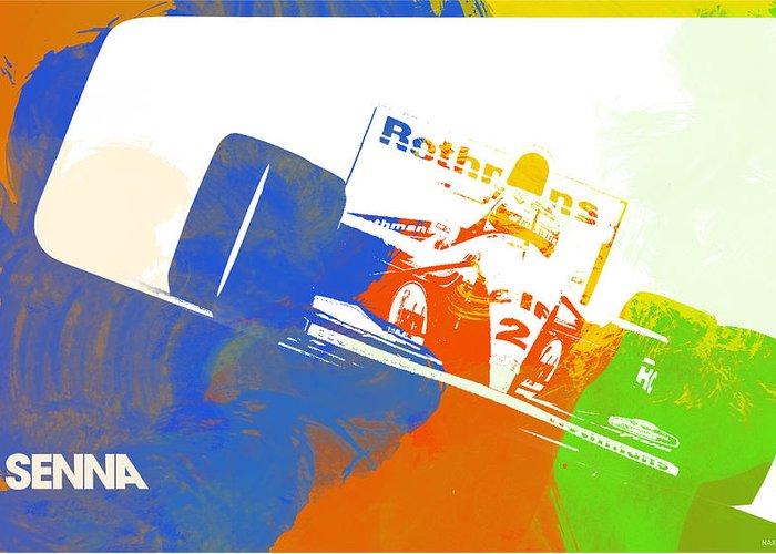 Formula One Greeting Cards