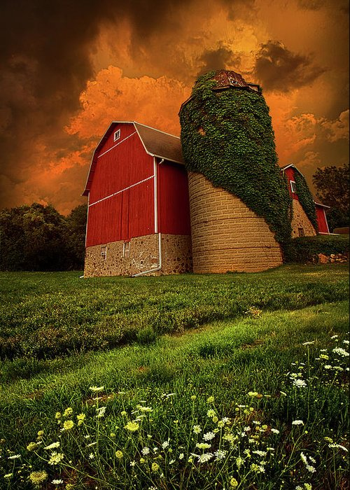 Barn Greeting Cards