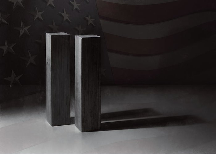 9-11 Greeting Cards