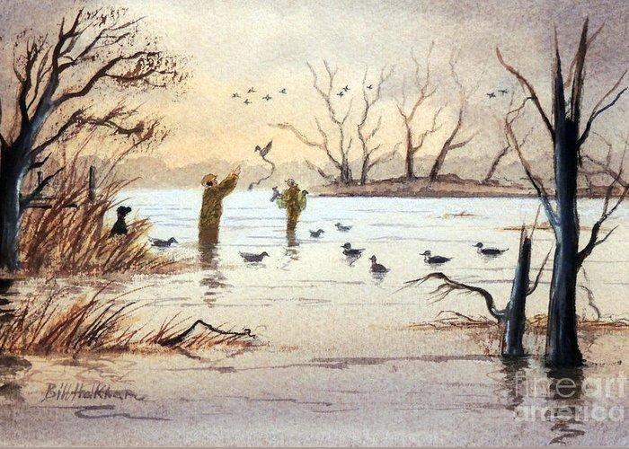 Texas Duck Hunting Art | Fine Art America