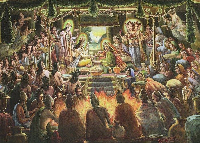 Shiva parvati marriage