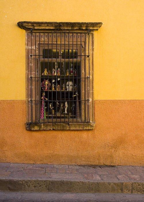 San Miguel De Allende Greeting Cards