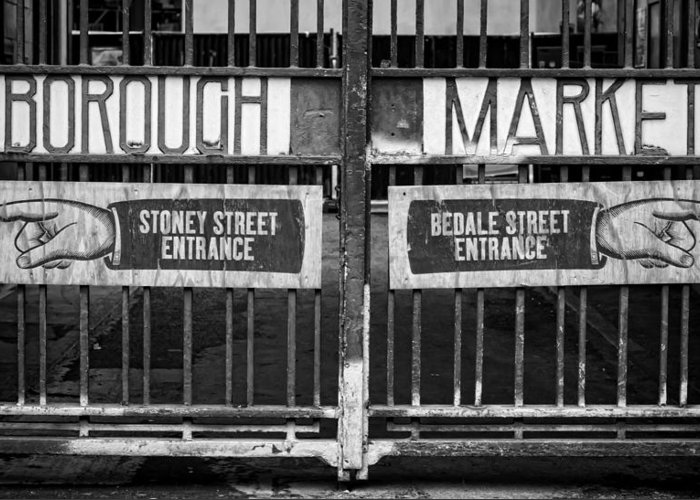 Borough Market Greeting Cards
