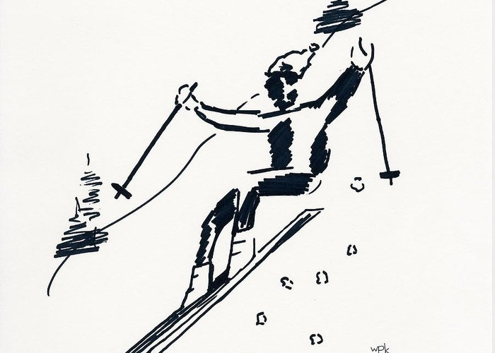 Ski Cooper Art Fine Art America