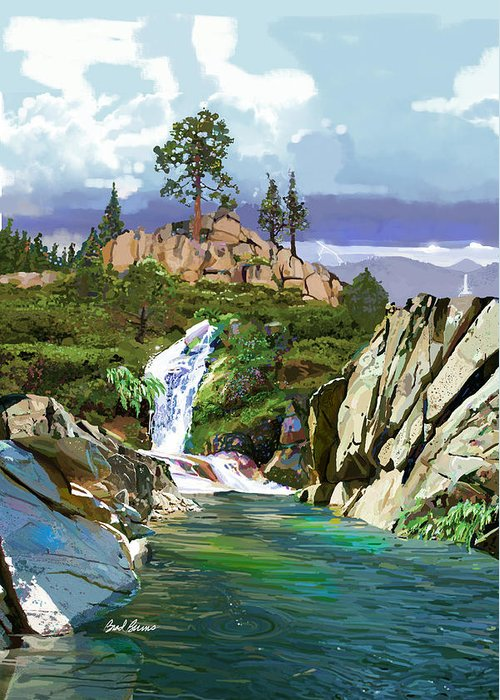 Sonora Paintings Greeting Cards
