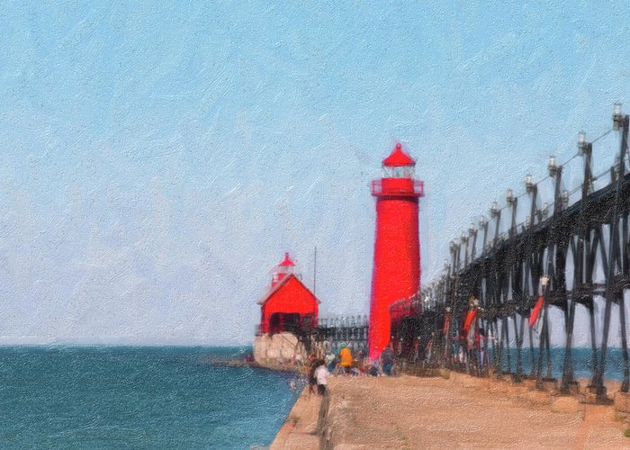 Grand Haven Greeting Cards