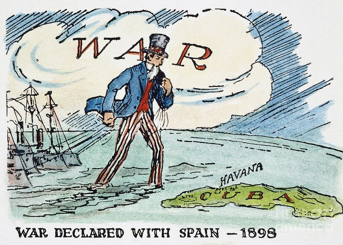 the background of the spanish american war of 1898 12072012  the spanish-american war section begins with background on  of the war took place in july 1898 in.
