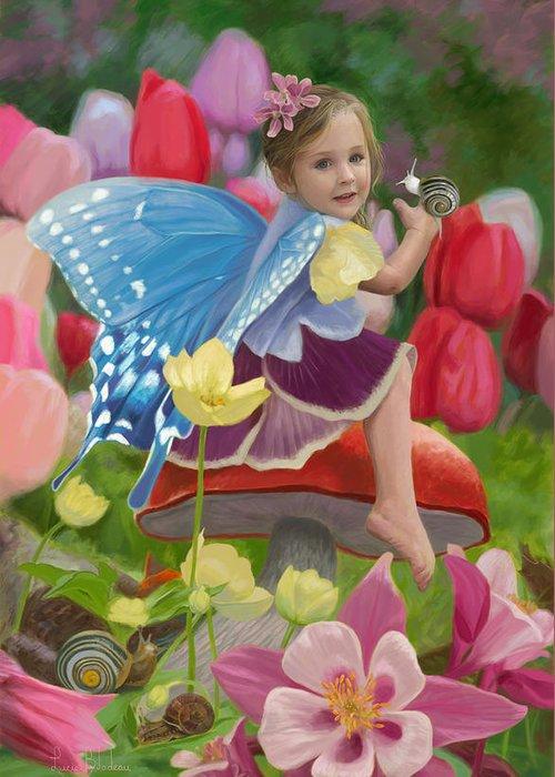 Fairyland Greeting Cards