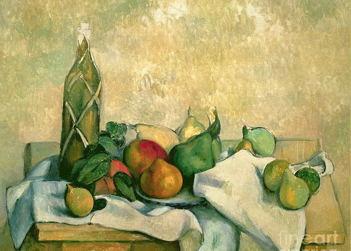 Cezanne Greeting Cards