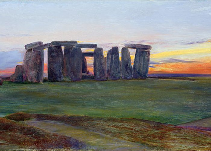 Standing Stones Greeting Cards