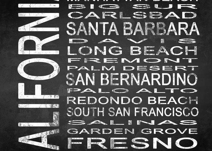 Big Sur Beach Digital Art Greeting Cards
