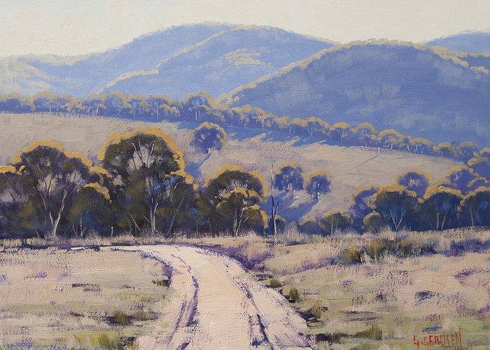 Australian Landscape Greeting Cards