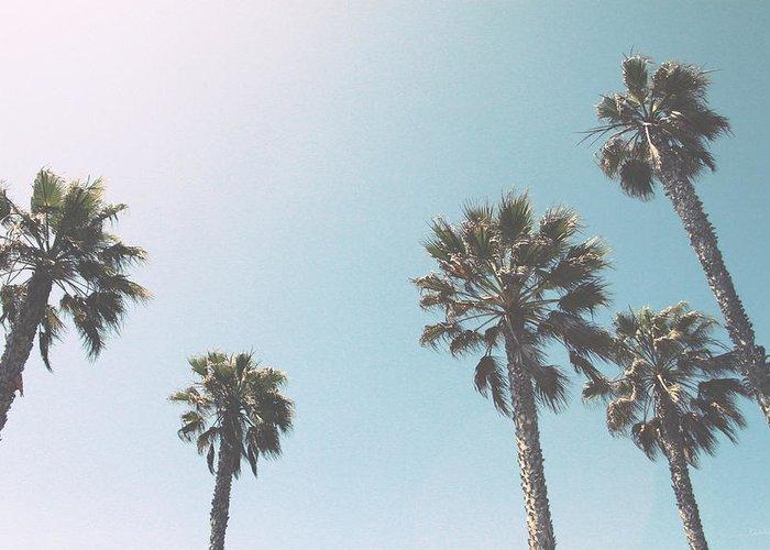 California Beach Photographs Greeting Cards