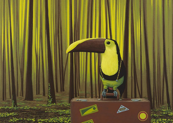 Toucan Greeting Cards