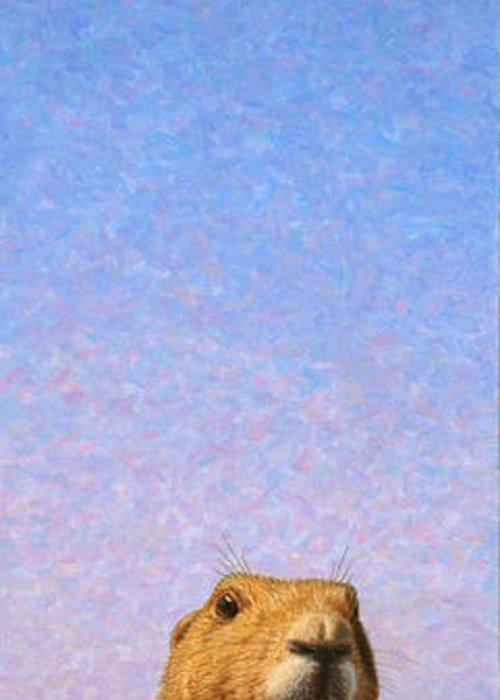 Prairie Paintings Greeting Cards
