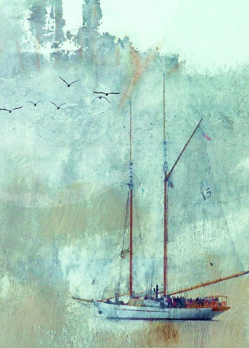 Pacific Northwest Mixed Media Greeting Cards