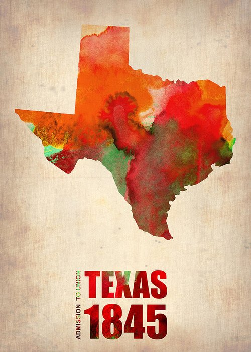 Texas Home Greeting Cards