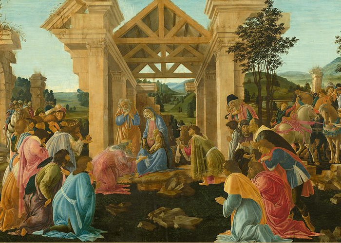 Designs Similar to The Adoration Of The Magi