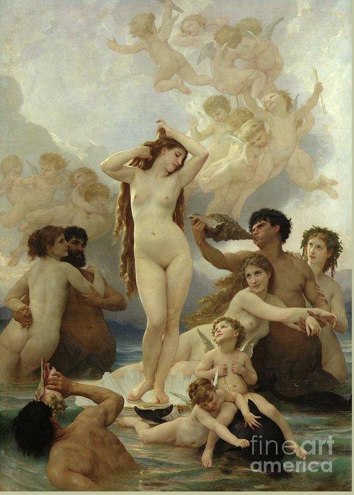 Venus Greeting Cards