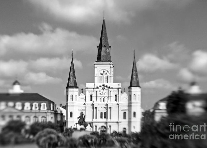 St Louis Cathedral Greeting Cards