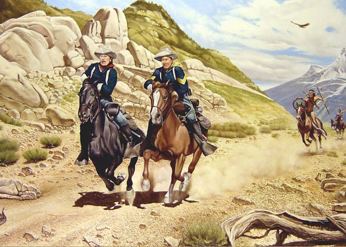 Cavalry Greeting Cards