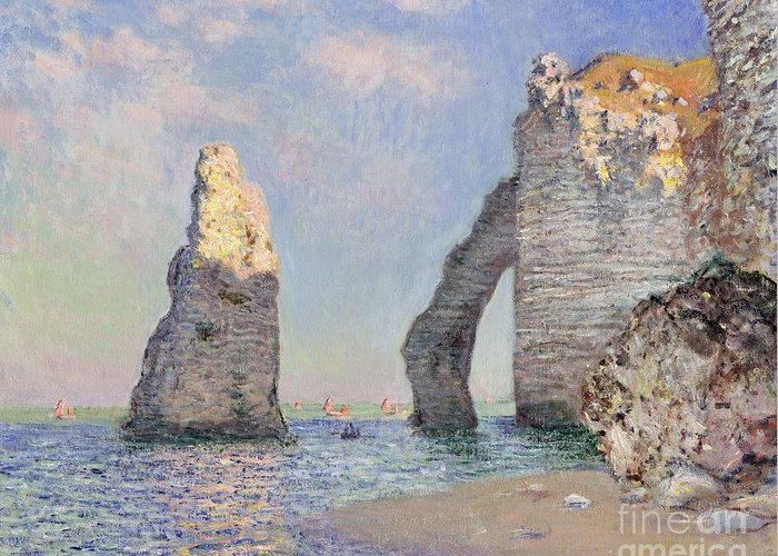 Rock Formation Greeting Cards