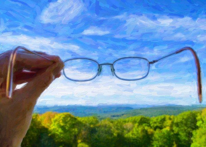 Optometry Greeting Cards