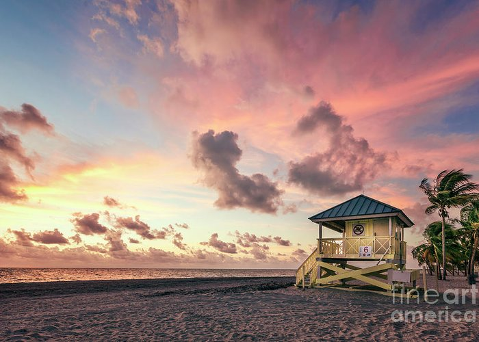Biscayne Greeting Cards