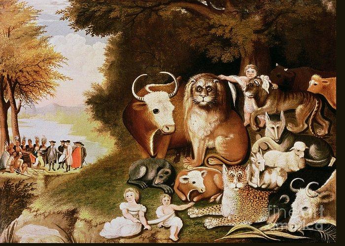 Animal Kingdom Greeting Cards
